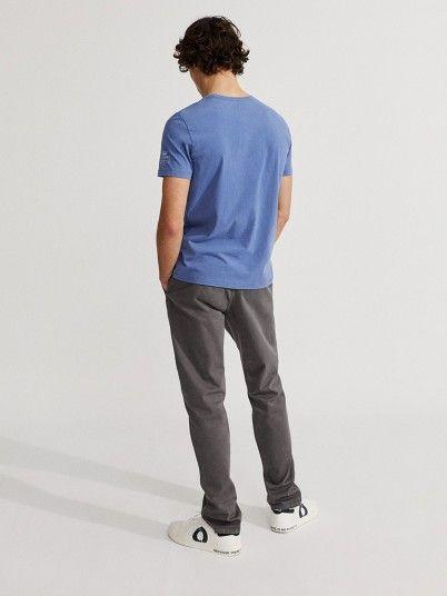 T-Shirt Homem Logalf Ecoalf