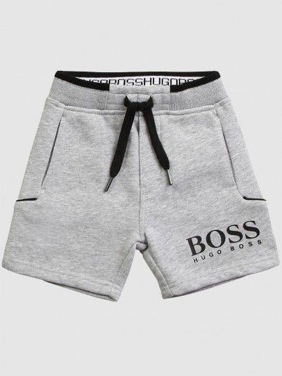 Calção Menino Hugo Boss