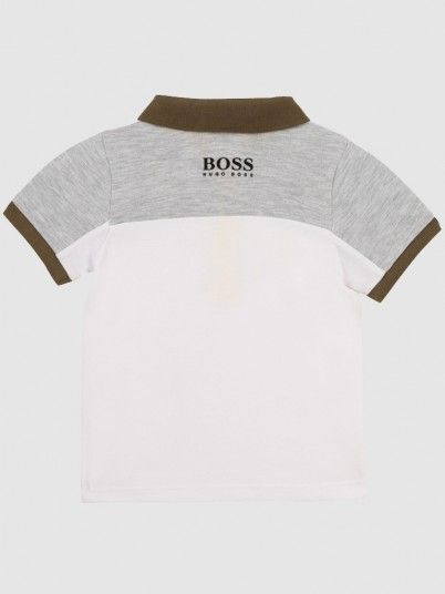 Polo Menino Hugo Boss