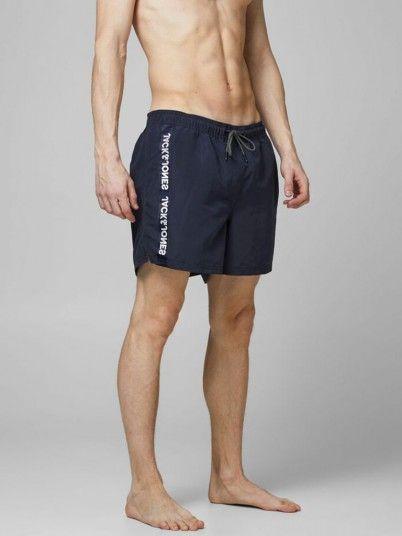 Shorts Man Navy Blue Jack & Jones