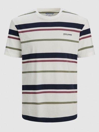 T-Shirt Homem Ramos Jack Jones