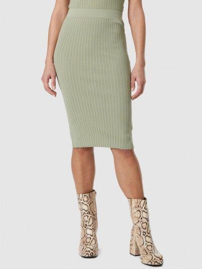 Skirt Woman Green Guess