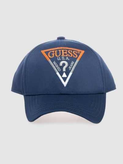 Hat Boy Navy Blue Guess