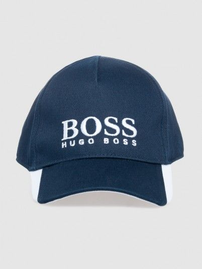 Hat Boy Navy Blue Hugo Boss