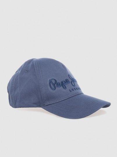 Hat Boy Navy Blue Pepe Jeans London