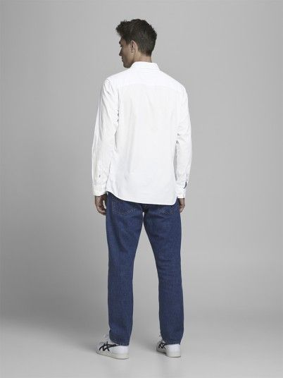 Shirt Man White Jack & Jones