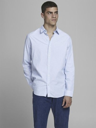 Shirt Man Blue Jack & Jones
