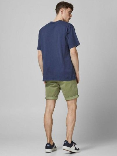 Shorts Man Green Jack & Jones