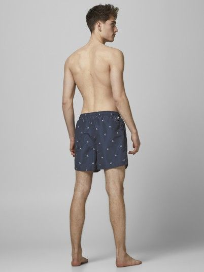 Shorts Man Navy Blue Jack & Jones