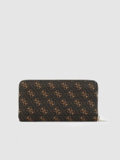 Wallet Woman Brown Guess