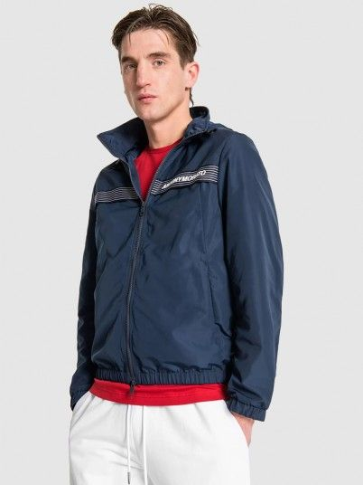 Jacket Man Navy Blue Antony Morato