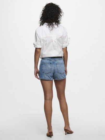 Shorts Woman Jeans Only