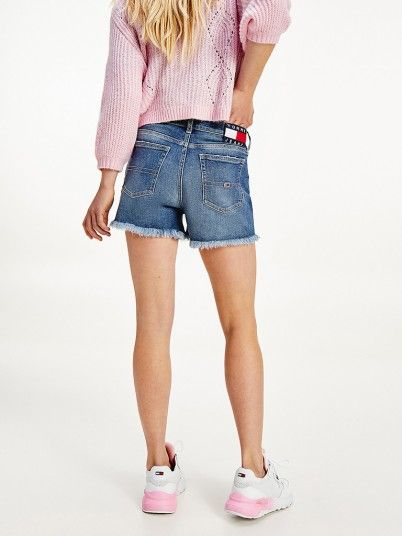 Calção Mulher Hotpant Denim Tommy Jeans