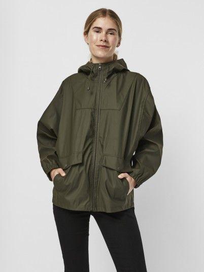 Jacket Woman Green Vero Moda