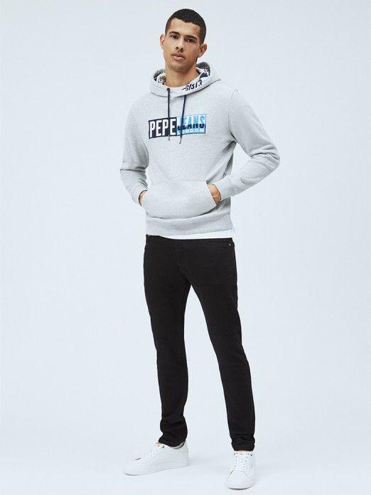 Sweatshirt Homem Harvey Pepe Jeans