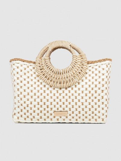 Handbag Woman Cream Gioseppo