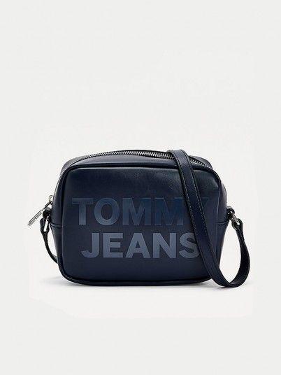 Handbag Woman Navy Blue Tommy Jeans