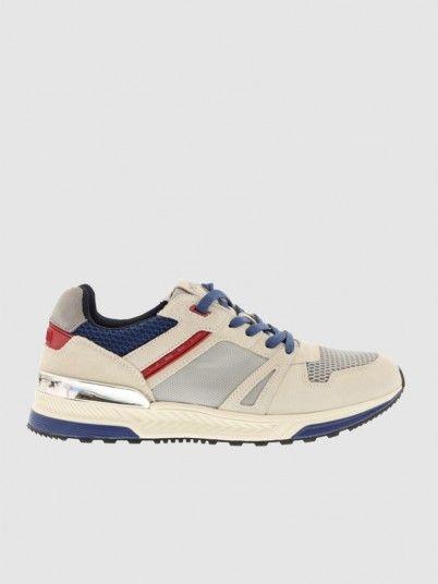 Sneakers Man Cream Antony Morato