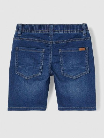 Shorts Boy Dark Jeans Name It