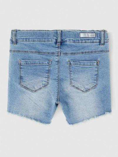 Short Fille Jeans Name It
