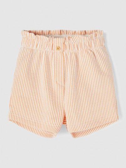 Short Fille Orange Name It