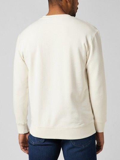 Sweatshirt Homem Basic Lee