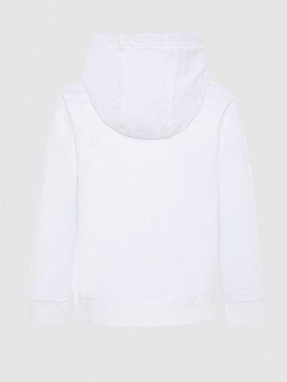 Jacket Girl White Pepe Jeans London