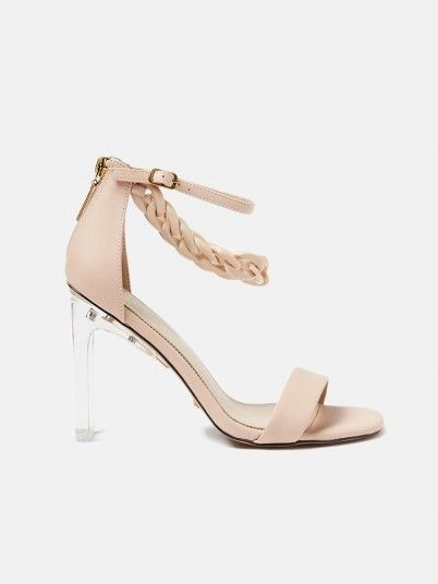 Sandália Mulher Chain Fashion Marciano