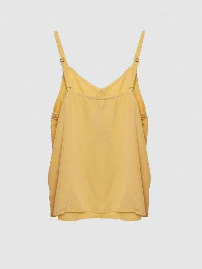 Shirt Woman Yellow Vero Moda