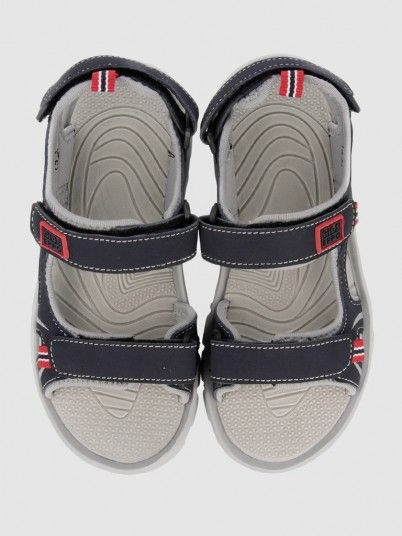 Sandals Boy Navy Blue Gioseppo