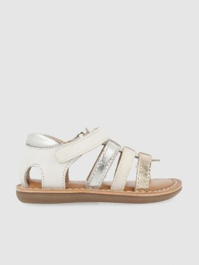 Sandals Girl White Gioseppo