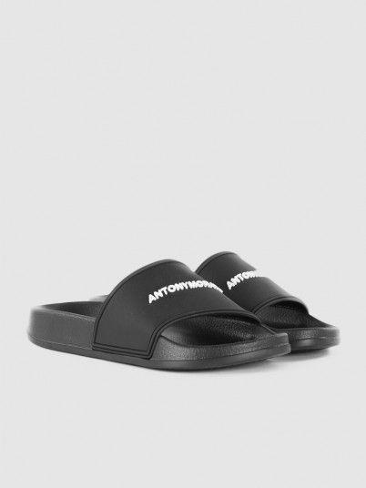 Flip Flops Man Black Antony Morato