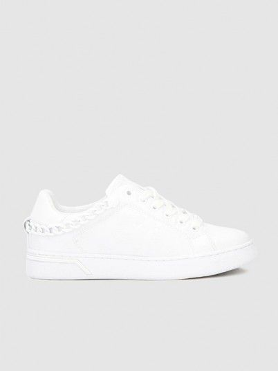 Sneakers Woman White Guess