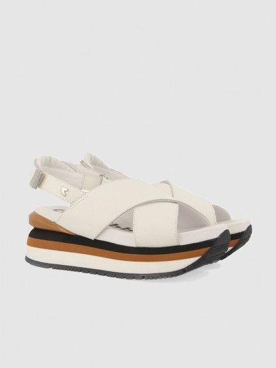 Sandals Woman White Gioseppo
