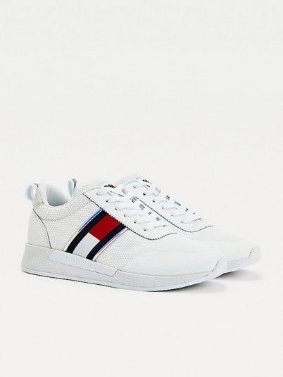 Tenis Femme Blanc Tommy Jeans