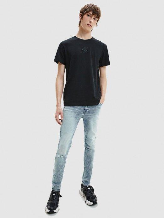T-Shirt Homem Sliced Calvin Klein