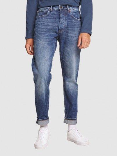 Jeans Man Dark Jeans Pepe Jeans London