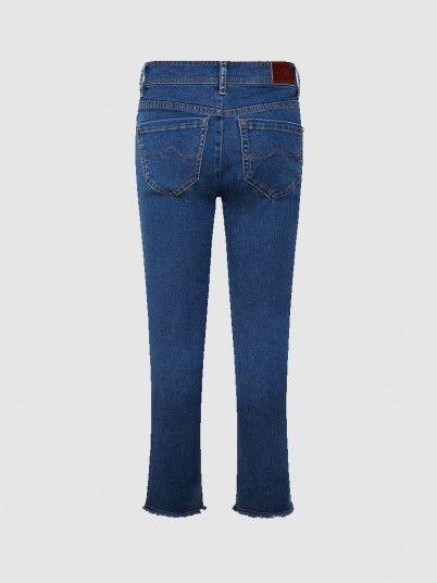Jeans Girl Dark Jeans Pepe Jeans London