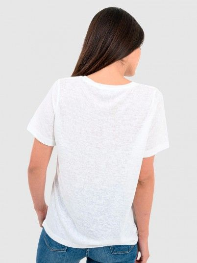 T-Shirt Mulher Davinia Pepe Jeans