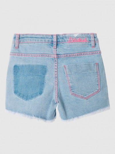 Shorts Girl Jeans Billie Blush