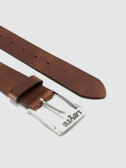 Belt Man Dark Brown Levis