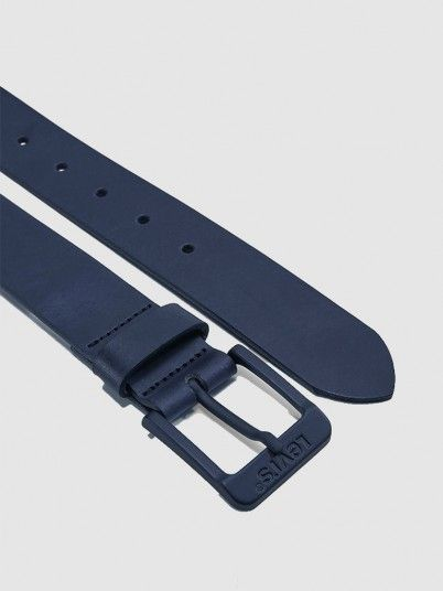 Belt Man Navy Blue Levis