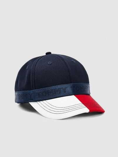 Hat Boy Navy Blue Tommy Jeans Kids