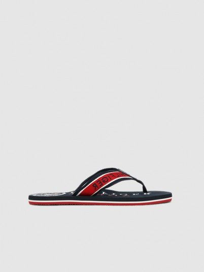 Chinelo Homem Maritime Beach Tommy Jeans