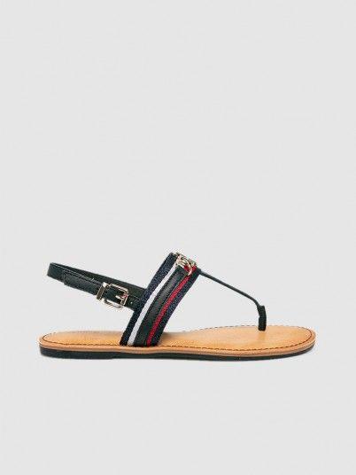 Sandália Mulher Shimmery Tommy Jeans