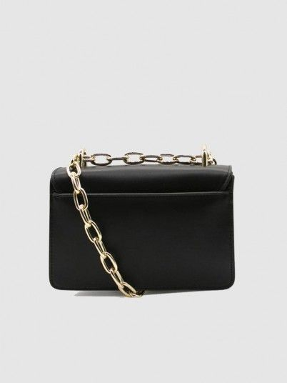 Handbag Woman Black Versace