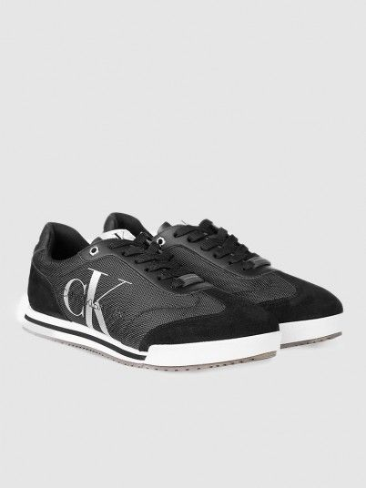 Sneakers Man Black Calvin Klein