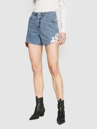 Shorts Woman Jeans Vero Moda