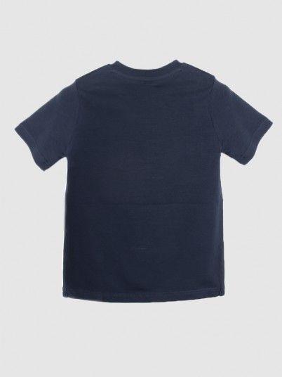 T-Shirt Menino Hugo Boss