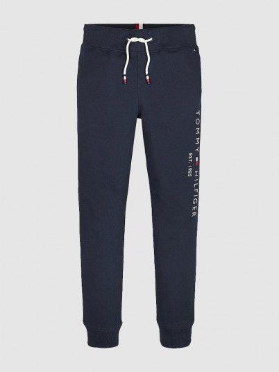 Pants Boy Navy Blue Tommy Jeans Kids